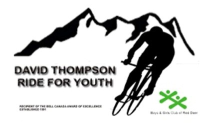David Thompson Ride for Youth
